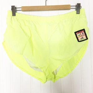 Old Skool Neon Running Shorts